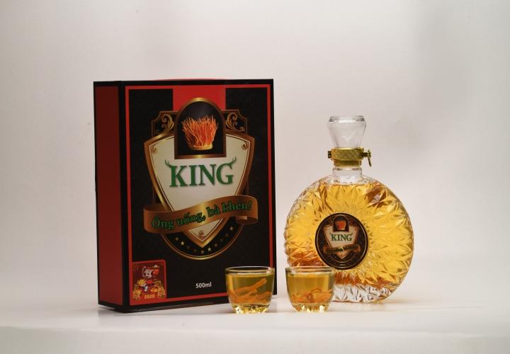 Rượu Nếp Cái Hoa Vàng Đông Trùng Hạ Thảo